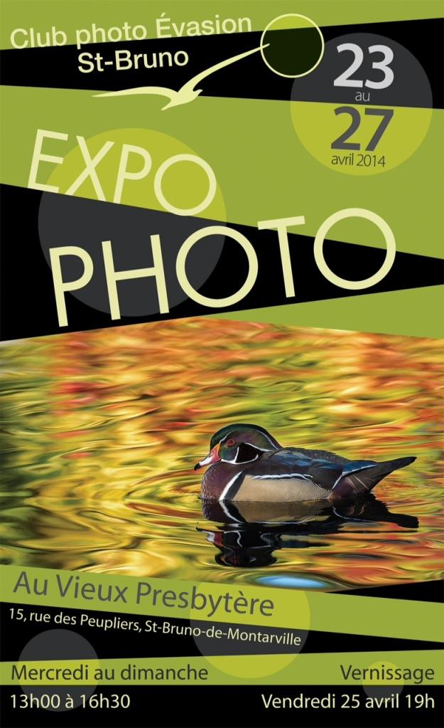 Exposition Club Photo Évasion